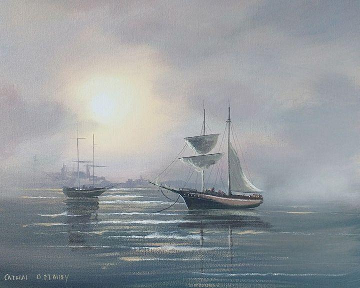 bantry ships - cathal o malley