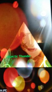 EcLectic Thunder My Logo Creation