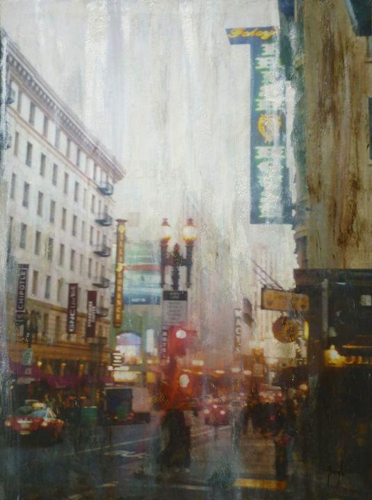 In the Rain - FroyleArt