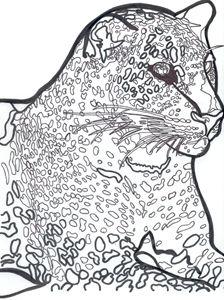 Cheetah - Mel's Custom Creations