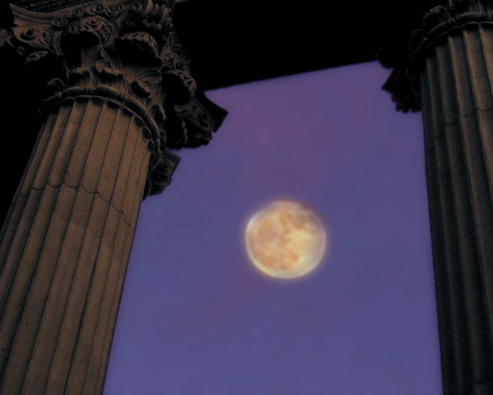 Classic Moon - Richard Nodine