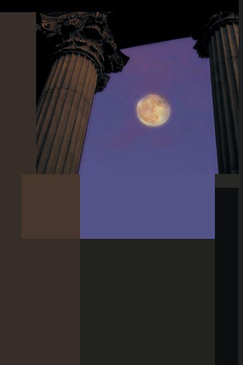 Signed Poster of Classic Moon - Richard Nodine