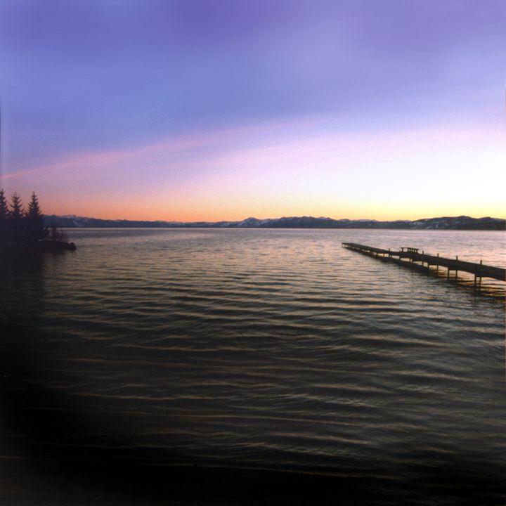 Lake Tahoe - Richard Nodine
