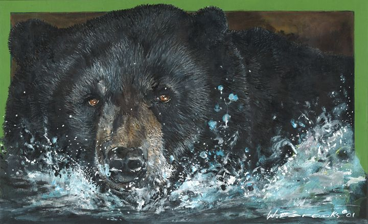 Black Bear - Wendell Brooks