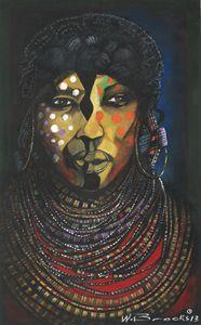 African Facemask