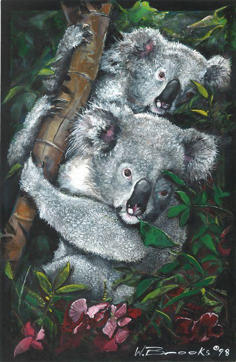 Koala Bears - Wendell Brooks