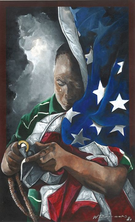 My Dreams  Patriotic - Wendell Brooks