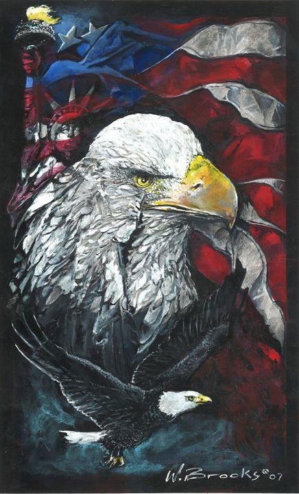 American Pride - Wendell Brooks