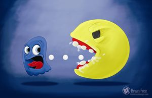 The True Story of Pac-Man