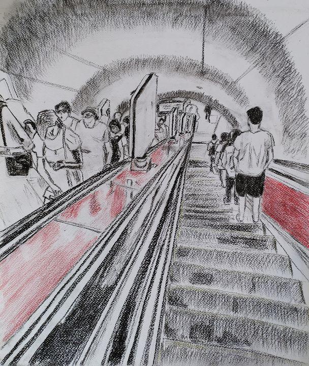 Kiev Subway - Vera