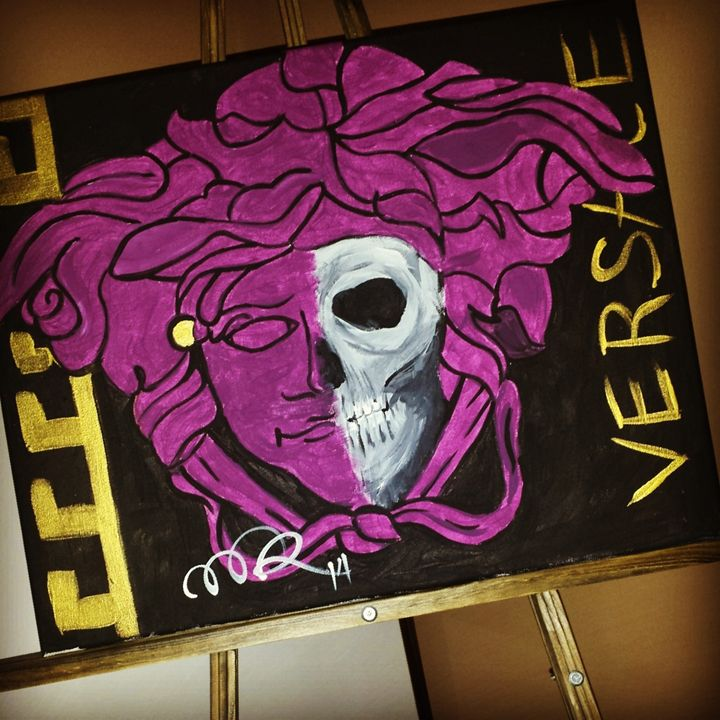 versace - Mr.Roman Art