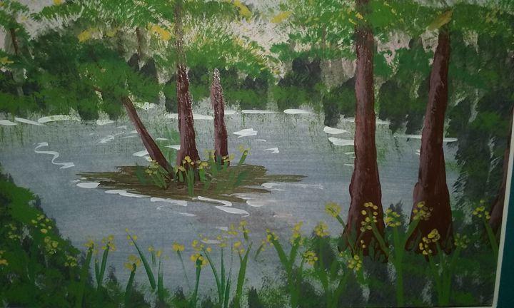 Cypress Swamp - Studio 3B