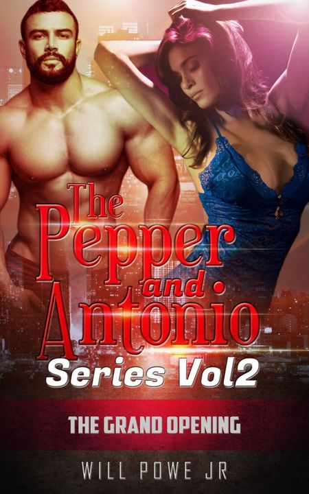 Pepper and Antonio Vol 1 - Blkmanover50 Artistic Experience