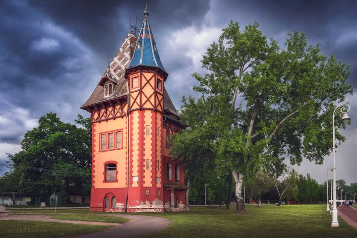 The old villa Bagojvar - Owl's tower - Dejan Travica