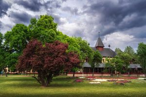 The Great park Palic