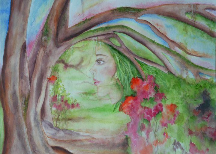 Looking beyond - Sumes art