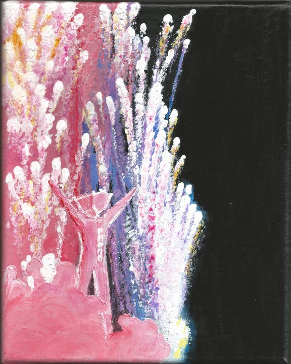 Celebrate! - Artistic Aura by Laura