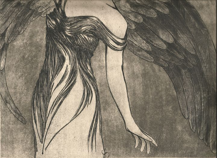 Winged Victory - Laura Marek