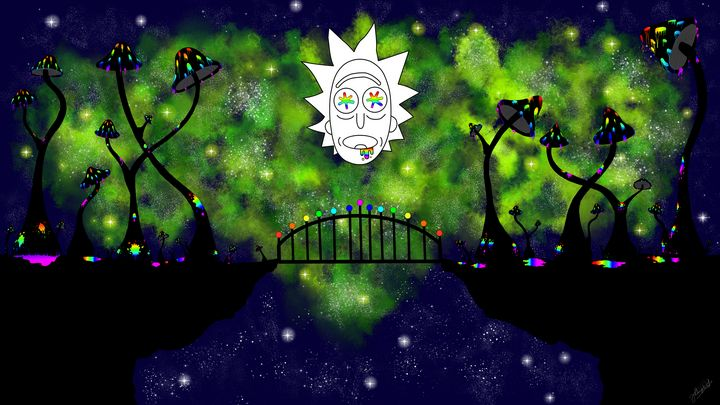 Rick and Morty - NewAgeJunky