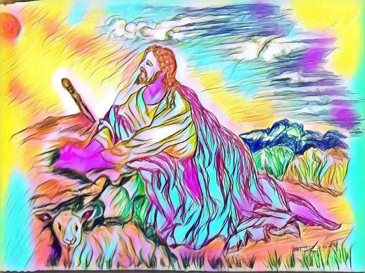 Jesus - partha pratim ghosh  partha's