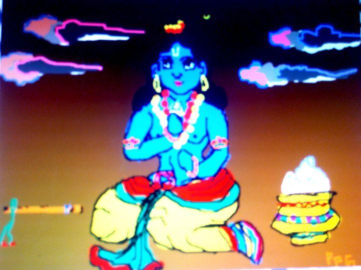 Bal Gopal - partha pratim ghosh  partha's