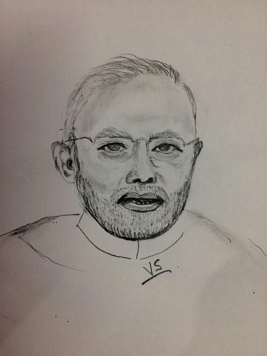 PM Modi - Vandana Thakur