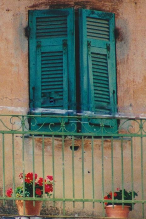 Windows of Italy - Sue Rode Photography