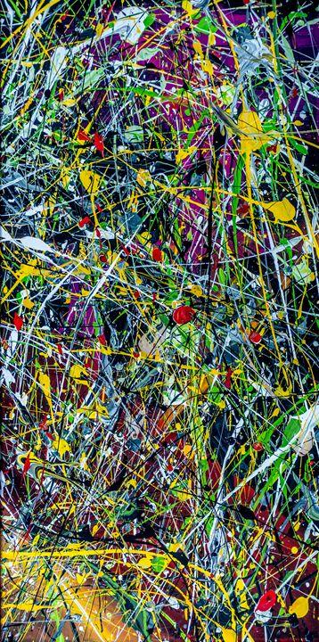 Turbulence2 - Art by Vikram Verma