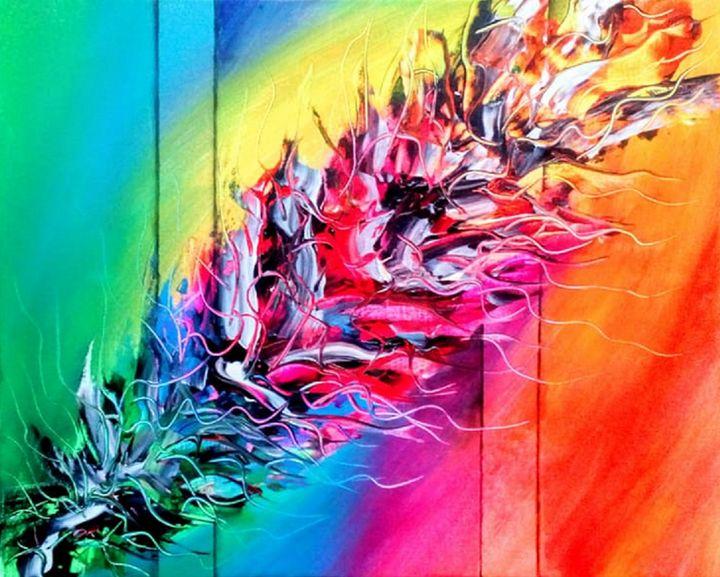 Swirls - Joanne Art