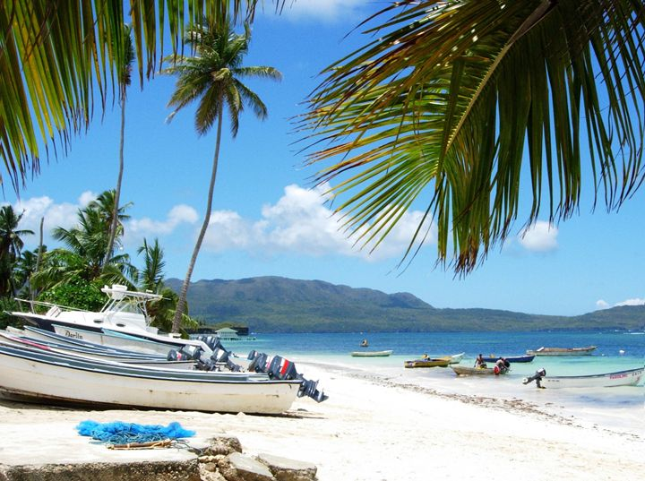 Samana - Fishing Beach - My Favorite Photos