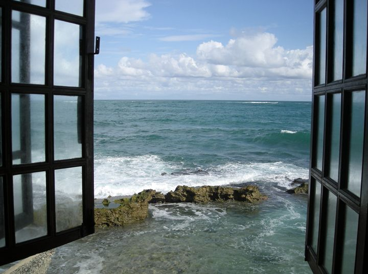 Window to the Sea - My Favorite Photos