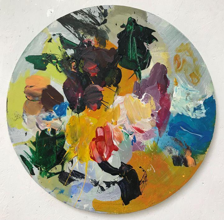 Palette I - Art by Anja Stemmer