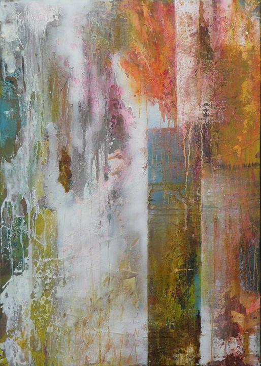 Confluences I - Art by Anja Stemmer