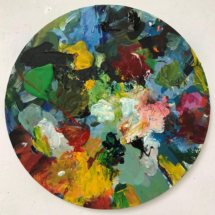 Palette II - Art by Anja Stemmer