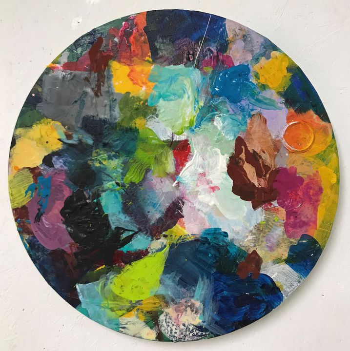 Palette III - Art by Anja Stemmer