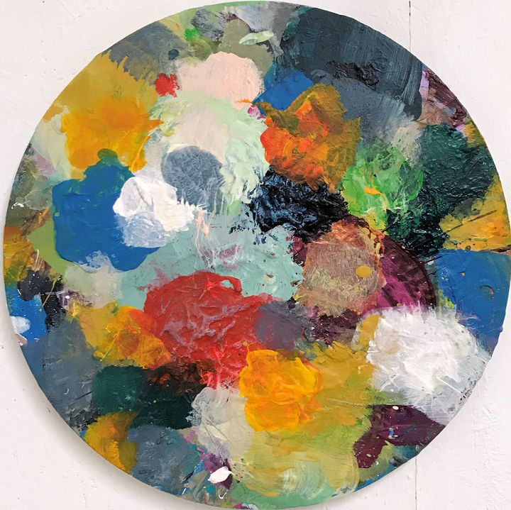 Palette VI - Art by Anja Stemmer