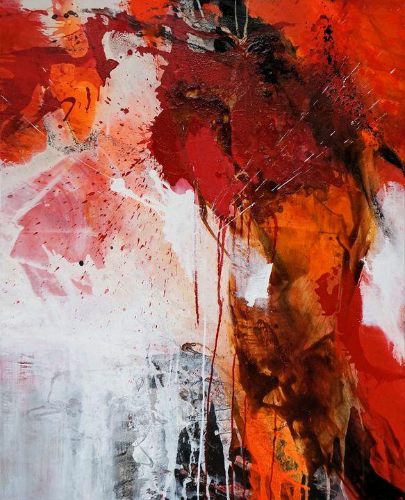 The observer - Art by Anja Stemmer