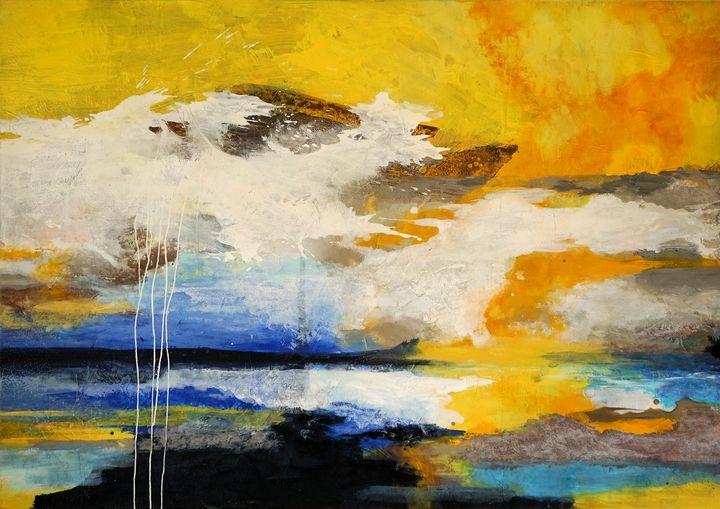 Seascape - Art by Anja Stemmer