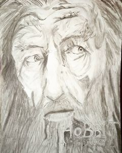 Gandalf From Hobbit