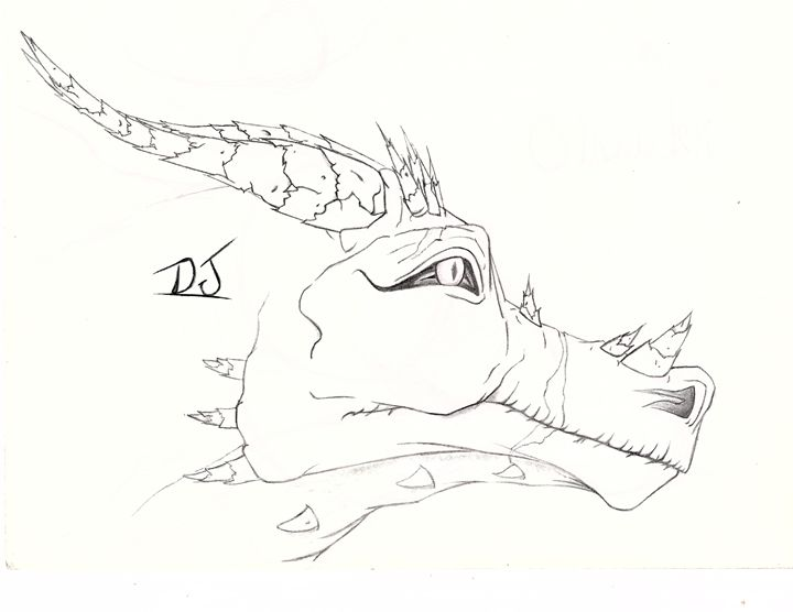 Fantasy Dragon - DJHamster