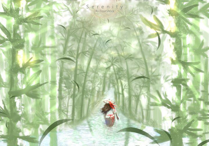 Serenity - BluYu's Gallery