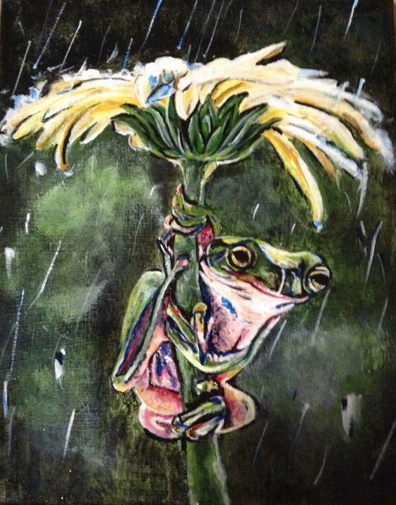 Froggy - Carolyne J Wilkie