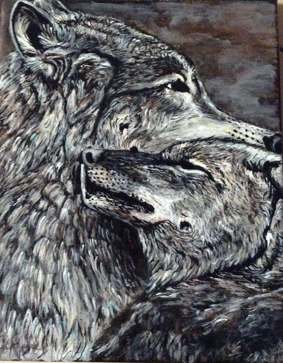 Wolves - Carolyne J Wilkie