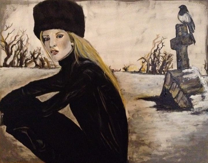 Katya - Carolyne J Wilkie