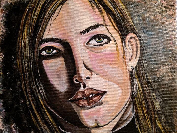 Aubrey - Carolyne J Wilkie