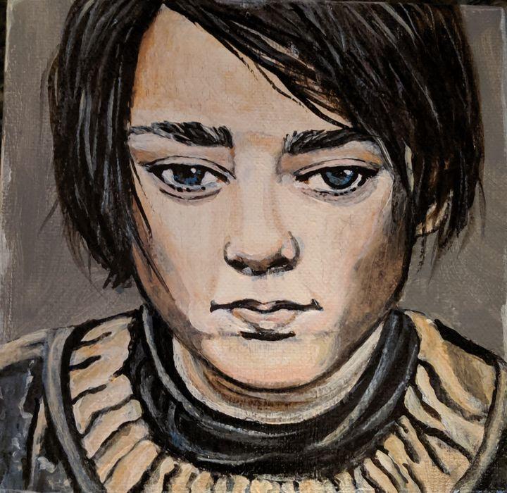 Arya - Carolyne J Wilkie