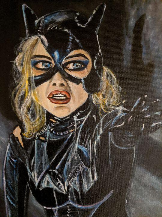 Catwoman - Carolyne J Wilkie