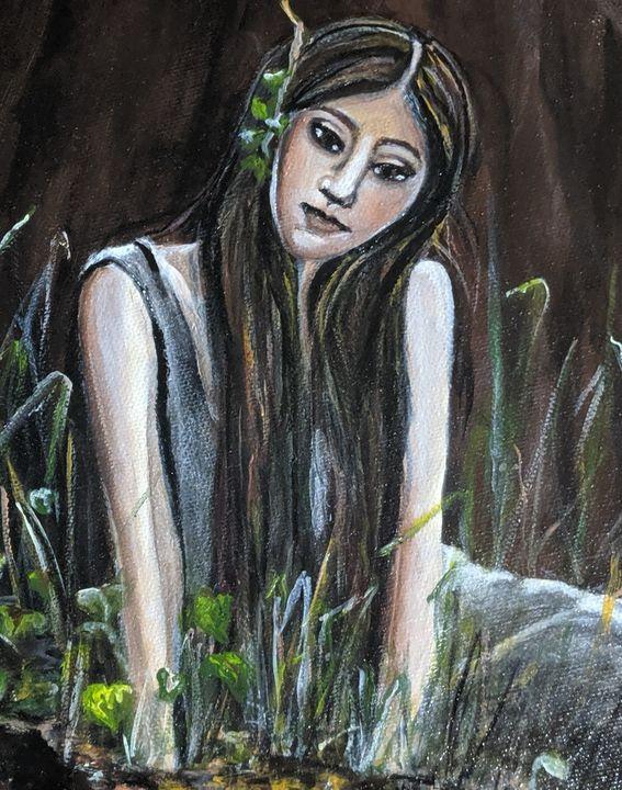 Elvin girl - Carolyne J Wilkie