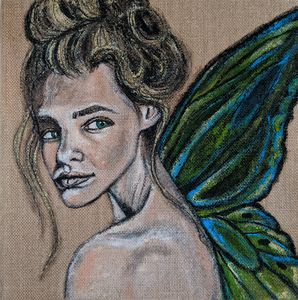 Portrait of a Fairy