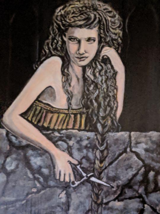 Rapunzel - Carolyne J Wilkie